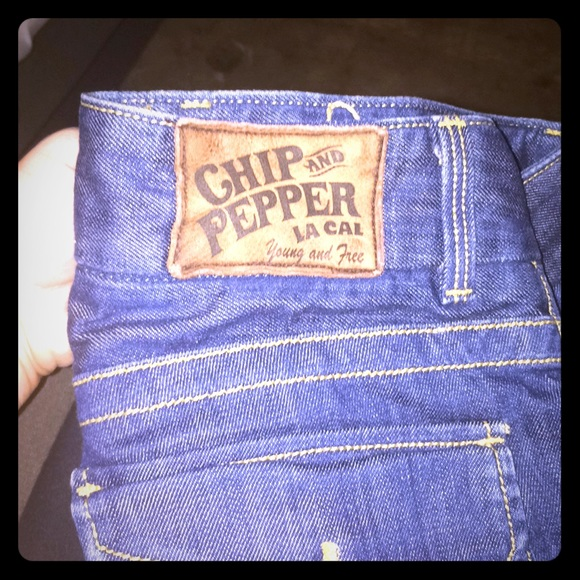 Chip & Pepper Denim - Chip and pepper bell bottoms size 4